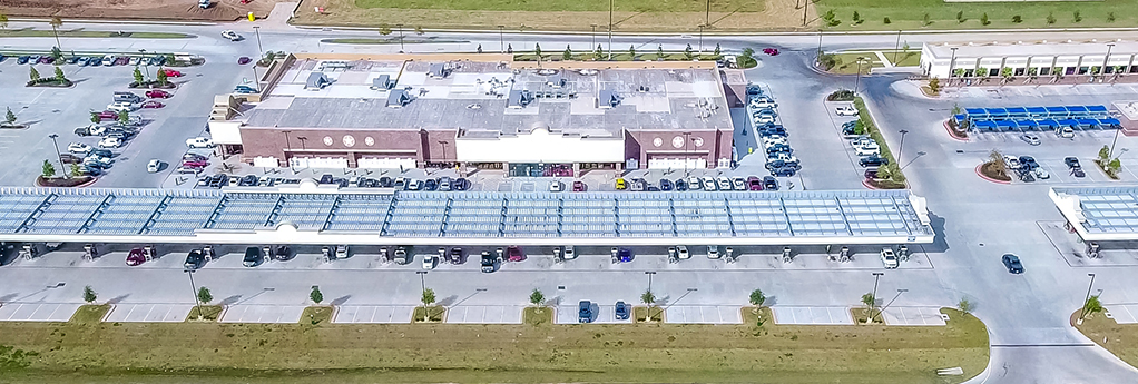 Buc-ee's convenience store, service station, and car wash